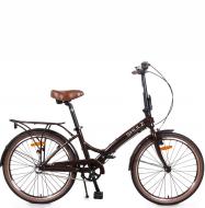 Складной велосипед Shulz Krabi Coaster brown (2020)