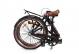 Складной велосипед Shulz Krabi Coaster brown (2020) 2