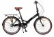 Складной велосипед Shulz Krabi V black (2019) 1