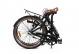 Складной велосипед Shulz Krabi V-brake black (2020) 2
