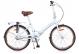 Складной велосипед Shulz Krabi C sky blue (2019) 1
