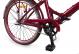 Складной велосипед Shulz Krabi C sangria (2019) 4