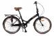 Складной велосипед Shulz Krabi C black (2019) 1