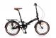 Складной велосипед Shulz Goa C black (2019) 1
