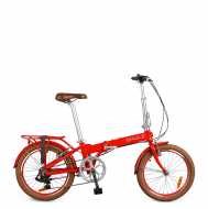Складной велосипед Shulz Easy red (2019)