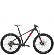 Велосипед Trek Roscoe 7 (2019) Black Red