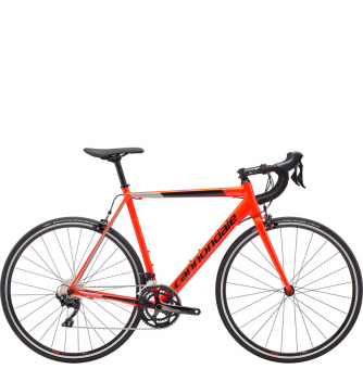 Велосипед Cannondale CAAD Optimo 105 (2019) Acid Red