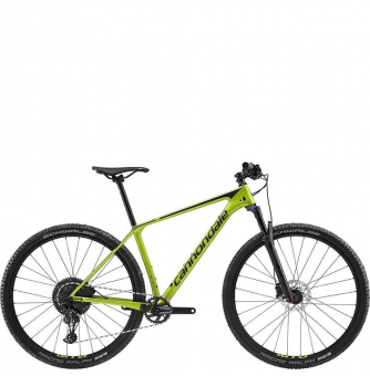 Велосипед Cannondale F-Si Carbon 5 (2019) Green