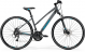 Велосипед Merida Crossway 40-D Lady (2019) DarkSilver/Blue 2