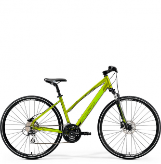 Велосипед Merida Crossway 20-D Lady (2019) SilkOlive/Green