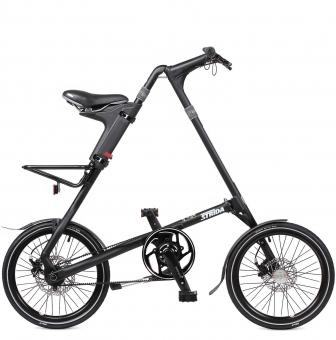 Складной велосипед Strida SD (2019) черный матовый