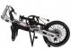 Складной велосипед Strida SD (2019) серебристый металлик 1