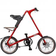 Складной велосипед Strida SD (2019) рубиновый