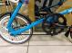 Складной велосипед Strida SX (2019) голубой 4