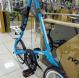 Складной велосипед Strida SX (2019) голубой 3