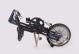 Складной велосипед Strida SX (2019) темно-синий 1