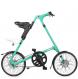 Складной велосипед Strida SX (2019) мятно-зеленый 1