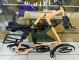 Складной велосипед Strida LT (2019) дыня 3