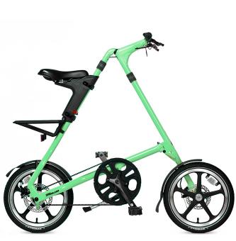 Складной велосипед Strida LT (2019) фисташковый