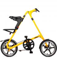 Складной велосипед Strida LT (2019) желтый