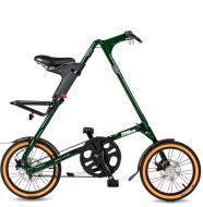Складной велосипед Strida 5.2 (2019) темно-зеленый