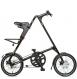 Складной велосипед Strida 5.2 (2019) черный матовый 1