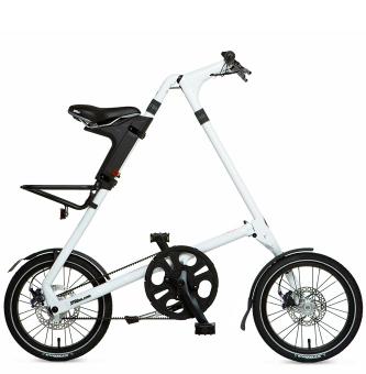 Складной велосипед Strida 5.2 (2019) белый