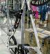 Складной велосипед Strida 5.2 (2019) серебристый металлик 3