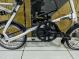 Складной велосипед Strida 5.2 (2019) серебристый металлик 5