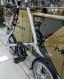 Складной велосипед Strida 5.2 (2019) серебристый металлик 2