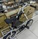 Складной велосипед Strida 5.2 (2019) серебристый металлик 4
