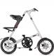 Складной велосипед Strida 5.2 (2019) серебристый металлик 1