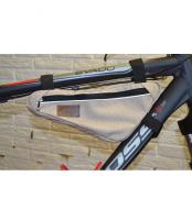 Велосумка Tim Sport под раму Velar бежевая