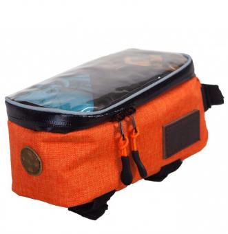 Сумка на раму Tim Sport smart оранжевая