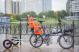 Велокресло Bellelli Pepe XL с креплением за раму 8