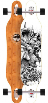 Лонгборд Arbor Axis 40″ Bamboo (2019)