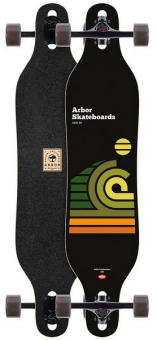 Лонгборд Arbor Axis 37″ Artist (2019)