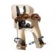 Кресло с креплением спереди Bellelli Freccia 3