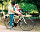 Велокресло Bellelli Little Duck XL с креплением за раму 6