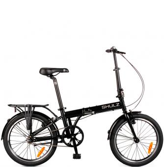 Складной велосипед Shulz Max (2019) black