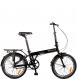 Складной велосипед Shulz Max (2019) black 1