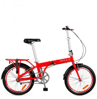 Складной велосипед Shulz Max (2019) red