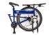 Велосипед Montague Paratrooper Express синий (2019) 3