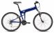 Велосипед Montague Paratrooper Express синий (2019) 2