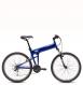 Велосипед Montague Paratrooper Express синий (2019) 1
