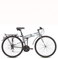 Велосипед Montague Urban серый (2019)