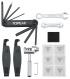 Подседельная сумка с набором инструментов Topeak SideKick STW 3