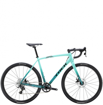 Велосипед циклокросс Trek Crockett 4 Disc (2020) Miami Green/Teal Fade