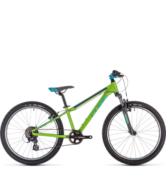 Подростковый велосипед Cube Acid 240 (2019) green´n´blue´n´grey