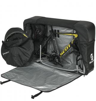 Чехол д/велосипеда Scott Premium black